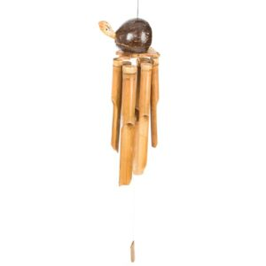 Turtle Bamboo WindChime