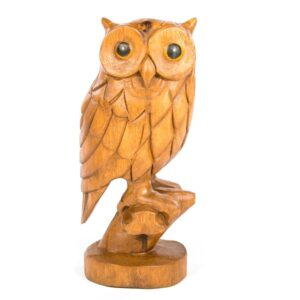 Owl on Branch – Small