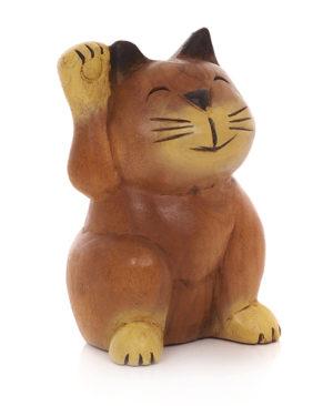Cartoon Lucky Cat - Small