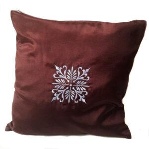 Brown Thai Cushion Cover 06