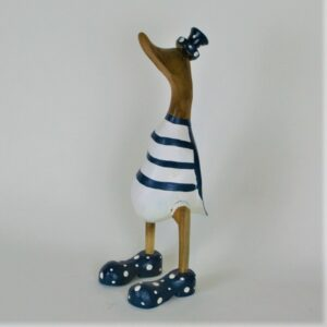 Blue Striped Duck – 35cm