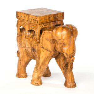 Elephant Table - Medium - Unpainted
