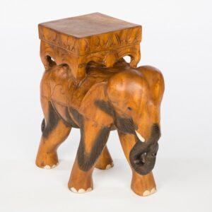 Elephant Table - Medium Painted