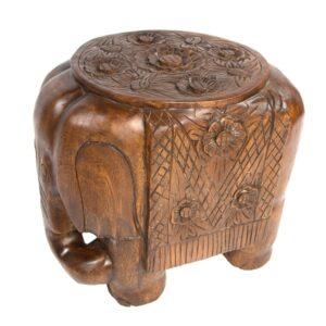 Fat Elephant Table - Waxed