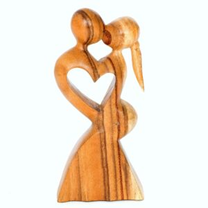 Abstract Lovers Dancing – 20cm, Light