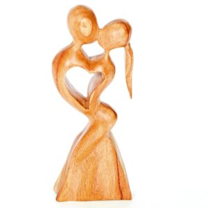 Abstract Lovers Dancing - 30cm, Light