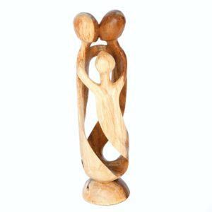 Abstract Family – 30cm Dark