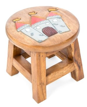 Childs Stool - Castle