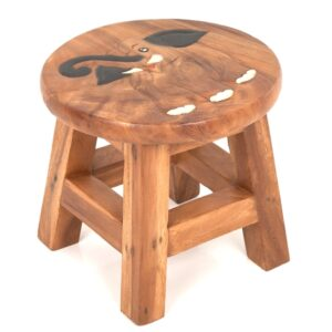 Childs Elephant Stool.