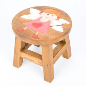 Childs Stool - Fairy