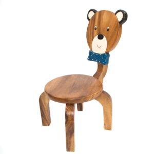 Wooden Boy Teddy Chair