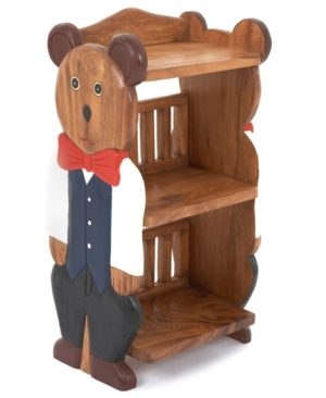 Childs Book Shelf - Boy Ted