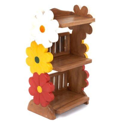 Childs Book Shelf - Flower