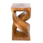 Double Twisted Infinity Stool - 11 x 20