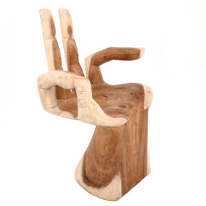 Hand Chair 2 Finger Support - Light