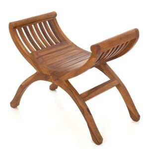Java Single Teak Yuyu Chair - Light