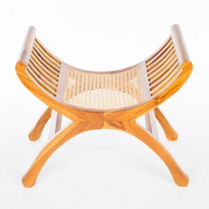 Single Yuyu Chair - Light Rattan