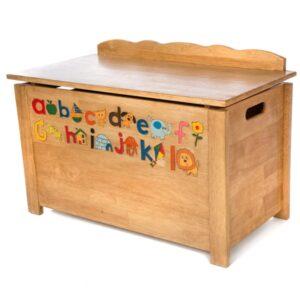 Toy Box Alphabet