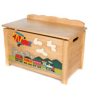 Toy Box Train