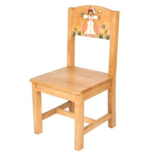 Chair with Fairy and Star