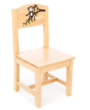 Child's Sitting Monkey Chair