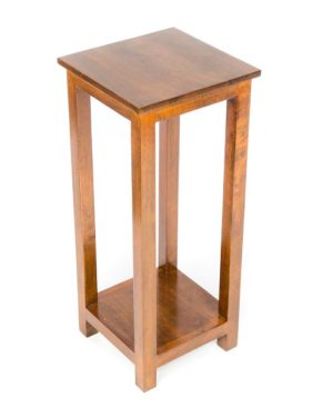 Accent Telephone Plant Stand - Small - Dark