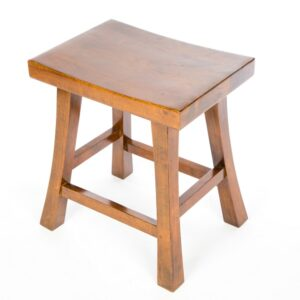 Accent Shogun Stool - Dark