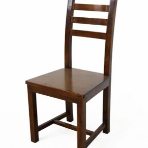 Accent 4 Support Dining Chair - Dark