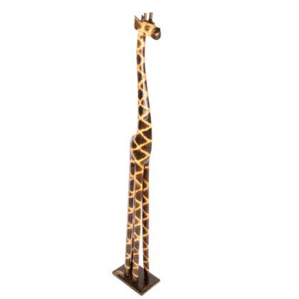 Wooden Standing Giraffe - 120cm