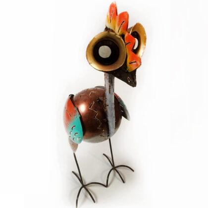 Ostrich Tea Light Holder - Small