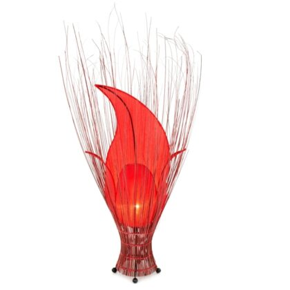 Tulip Lamp - Small - Red