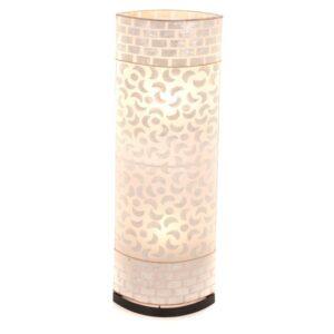 Oval Eye Sabit Shell Floor Lamp - 100cm