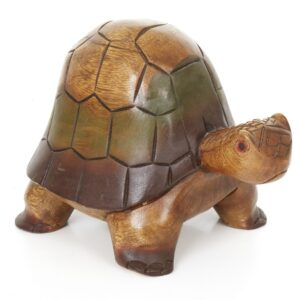 High Back Turtle - 9 inch