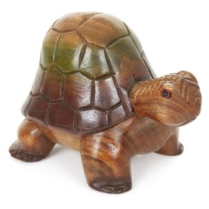 High Back Turtle - 7 inch