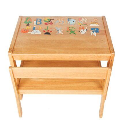 Table Alphabet