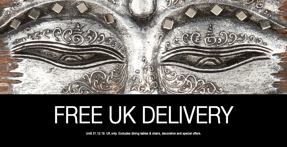 Free Delivery Banner for Mobile Devices