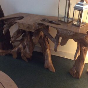 Teak Root Table - Small