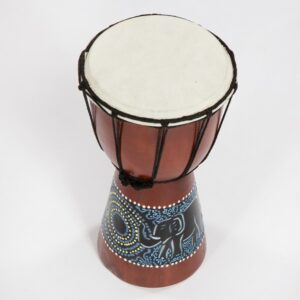 Djembe Drum Pen and Carving – 30cm