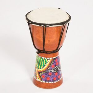 Djembe Drum Pen and Carving – 40cm