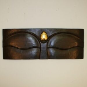 Handmade Buddha Eyes Wall Hanging
